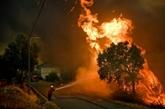 Incendies au Portugal : des brasiers actifs dans tout le pays