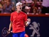 Tennis : Denis Shapovalov demi-finaliste à Montréal