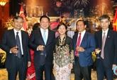 Le 52e anniversaire de la Fête nationale de Singapour célébré à Hanoï