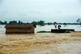Inondations Inde/Népal : au moins 143 morts, des milliers de déplacés
