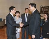 Vietnam et Thailande renforcent la coopération entre les organes législatifs