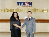 Vietnam-Mongolie : nouvel accord entre deux agences de presse VNA-Montsame