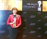 Une Vietnamienne distinguée aux Asia HRD Awards 2017