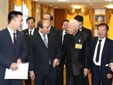 Le PM Nguyên Xuân Phuc rencontre  des dirigeants thaïlandais