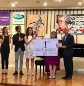 Le Vietnam obtient le premier prix au concours international de piano en Thaïlande