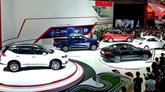 Salon automobile du Vietnam 2017 à Hô Chi Minh-Ville