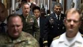 La RPD de Corée dénonce lesmanœuvres Séoul-Washington