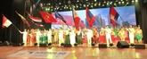 Festival artistique de chants, de danse et de musique de l'ASEAN à Vinh Phuc