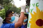 Les peintures murales gagnent du terrain à Hô Chi Minh-Ville