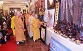 Ouverture de la Semaine culturelle du bouddhisme