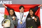 Le Vietnam se maintient en 3e position avec 16 médailles d'or