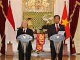 La visite en Indonésie du chef du PCV dans la presse étrangère