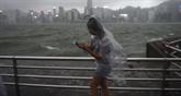 Chine : le typhon Hato fait trois morts à Macao après son passage sur Hong Kong