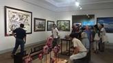Grande exposition au Musée des beaux-arts de Hô Chi Minh-Ville