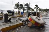 Typhon Hato : le bilan s'alourdit à 12 morts