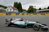 F1 : Hamilton est favori du GP de Belgique et le fait savoir