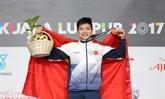 SEA Games 29 : le Vietnam continue maintenir sa deuxième place