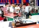 Premier salon de l'automatisation à Hanoï