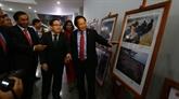Photos et films documentaires sur la Communauté de l'ASEAN à Ninh Binh