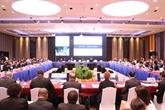L'APEC passe en revue ses réunions de haut niveau