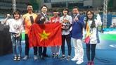 «Mon objectif est de gagner l'or aux SEA Games 2017»