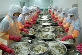 L'Asie, un marché important pour les crevettes vietnamiennes