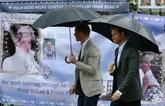 Vingt ans après la mort de Diana, l'émotion reste vive