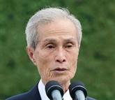 Japon : mort d'un survivant emblématique de la bombe atomique
