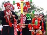 Préparatifs pour la Journée nationale de la culture de l'ethnie Dao à Tuyên Quang