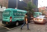 Avec ses navettes, une start-up rachetée par Ford arrive à New York