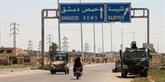 Syrie : l'armée s'empare du dernier bastion de l'EI à Homs