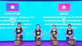 Un spectacle pour marquer les relations diplomatiques Vietnam - Laos