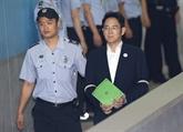 République de Corée : le parquet requiert 12 ans contre l'héritier du groupe Samsung