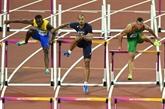 Darien au pied du podium sur 110 m haies aux Mondiaux