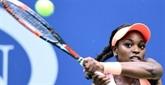 US Open : Stephens dans la cour des grandes