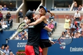 US Open : le double mixte pour Martina Hingis et Jamie Murray