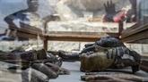 Découverte de momies et de la tombe d'un important orfèvre en Égypte