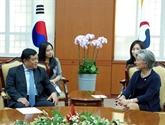Vietnam et République de Corée impulsent leurs liens économiques