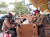 Quand artisanat de meubles d'art rime avec startup à Dông Ky
