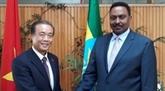 L'Éthiopie demande au Vietnam de rouvrir son ambassade à Addis-Abeba