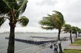 Des mesures préventives en prévision du typhon Doksuri