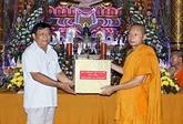 Fête Sene Dolta : meilleurs vœux aux Khmers