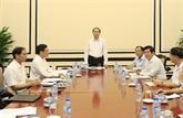 L'APEC 2017 est une priorité diplomatique du Vietnam