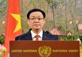 Les 40 ans de l'adhésion du Vietnam à l'ONU célébrés à Genève