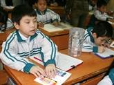 Projets d'aide non-remboursable au profit des enfants handicapés