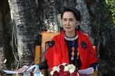 Aung San Suu Kyi s'adressera à la Nation sur les Rohingyas