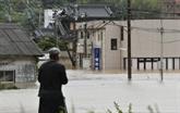 Le Japon balayé par le typhon Talim, deux morts