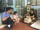Dông Hô, des estampes et des hommes