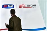 Telecom Italia : pas de projet de cession du réseau