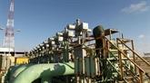 Le pétrole mitigé en Asie